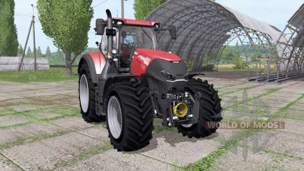Case IH Optum 300 CVX FC v2.0 para Farming Simulator 2017