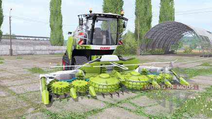 CLAAS Jaguar 960 RowTrac v3.1 para Farming Simulator 2017