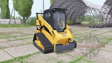 Caterpillar 289D para Farming Simulator 2017