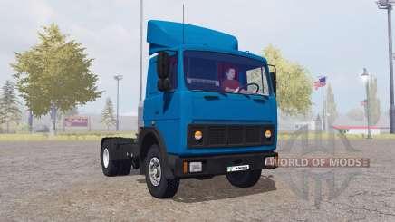 MAZ 5432 v2.0 para Farming Simulator 2013