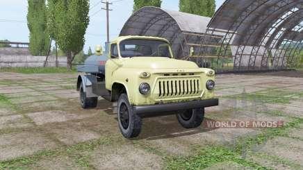 52 GÁS Inflamável para Farming Simulator 2017