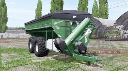 Brent Avalanche 1594 para Farming Simulator 2017