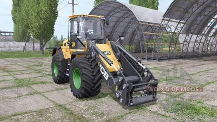 JCB 435S edit Homi para Farming Simulator 2017