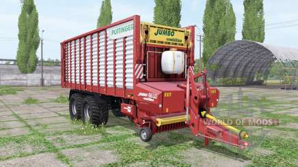 POTTINGER JUMBO 6610 combiline v1.1 para Farming Simulator 2017