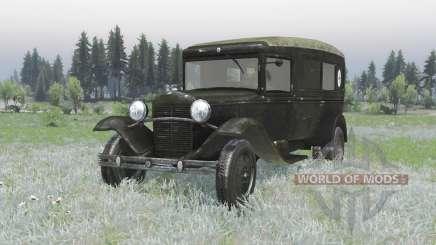 GÁS 55 1938 Sanitária v1.4 para Spin Tires