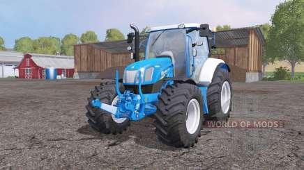 A New Holland T6.160 carregador frontal para Farming Simulator 2015