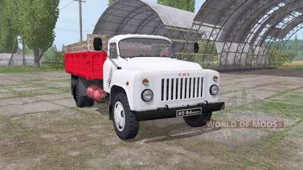 GAZ 53 UNIÃO SOVIÉTICA para Farming Simulator 2017