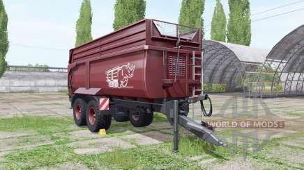 Krampe Big Body 790 v1.2 para Farming Simulator 2017