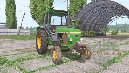 John Deere 2040S para Farming Simulator 2017