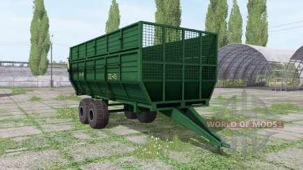 PS 45 para Farming Simulator 2017