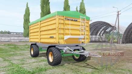 JOSKIN Tetra-CAP 5025-19DR160 para Farming Simulator 2017