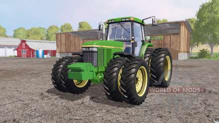 John Deere 7810 v1.2 para Farming Simulator 2015
