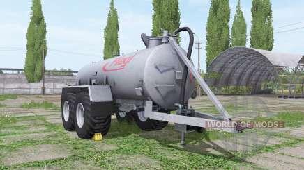 Fliegl VFW 14000 Tandem para Farming Simulator 2017