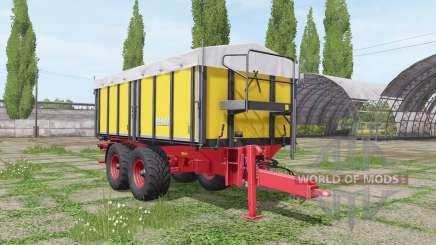 Kroger TKD 302 Fendt para Farming Simulator 2017