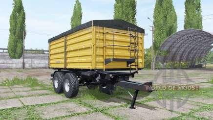 Wielton PRC-2B-W14 para Farming Simulator 2017