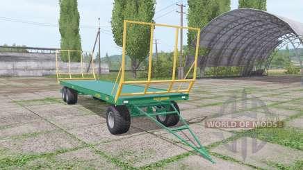 METALTECH PB 16 para Farming Simulator 2017