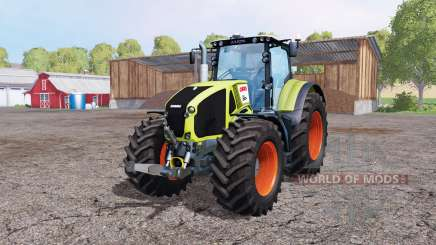 CLAAS Axion 950 cmatic para Farming Simulator 2015