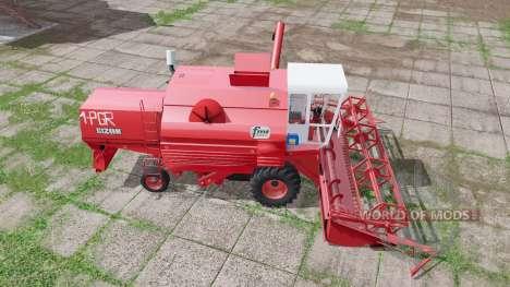 Bizon Gigant Z083 4x4 para Farming Simulator 2017
