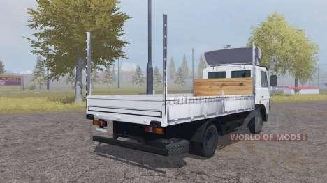 4370 MAZ Zubrenok v2.0 para Farming Simulator 2013