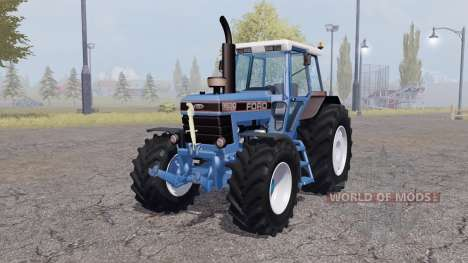 Ford 8630 Power Shift para Farming Simulator 2013
