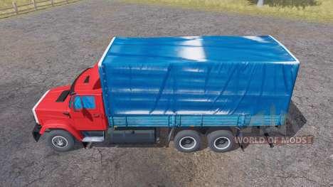 ZIL 6309 tenda para Farming Simulator 2013