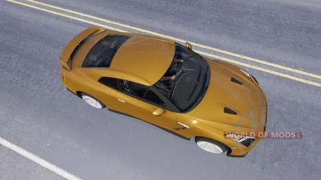 Nissan GT-R (R35) 2017 para American Truck Simulator
