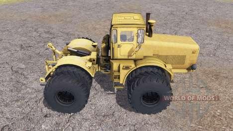 Kirovets K-700 rodas duplas para Farming Simulator 2013