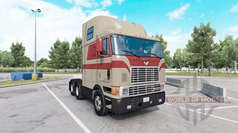 International 9800 v1.31 para American Truck Simulator