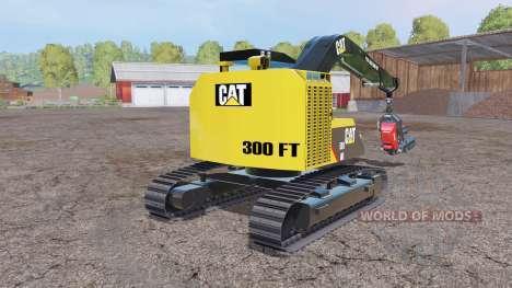 Caterpillar 501HD para Farming Simulator 2015