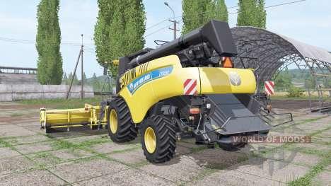 New Holland CR9.90 v1.0.1 para Farming Simulator 2017