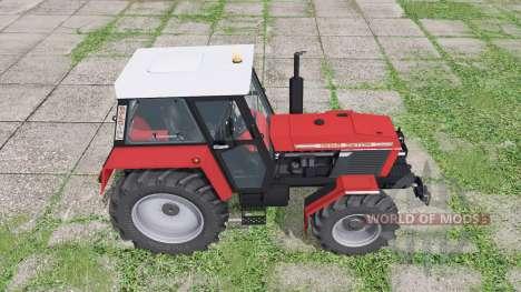 Zetor 16145 red para Farming Simulator 2017