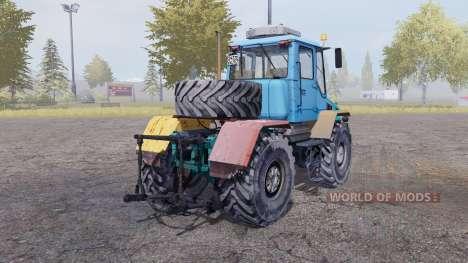Slobozhanets HTA-220 para Farming Simulator 2013