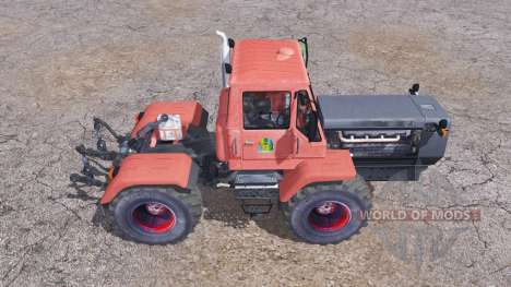 T-150K-09 vermelho para Farming Simulator 2013