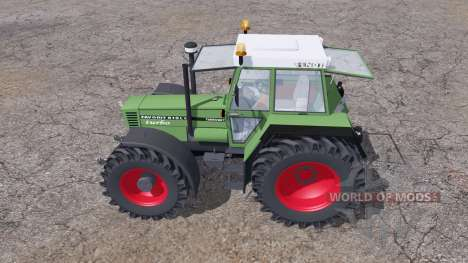 Fendt Favorit 615 LSA Turbomatik para Farming Simulator 2013