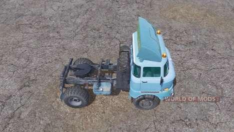 IFA W50 L para Farming Simulator 2013
