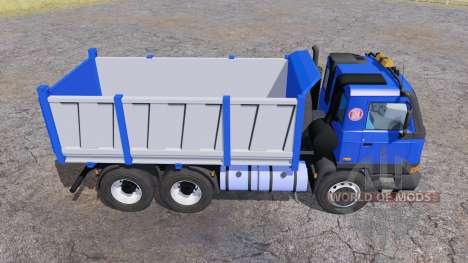 Tatra T815-2 TerrNo1 para Farming Simulator 2013