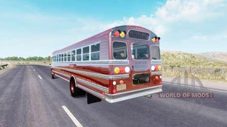 Freightliner FS-65 v1.1 para American Truck Simulator