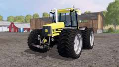 JCB Fastrac 2150 double wheels para Farming Simulator 2015