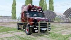 Scania T164 Tribal para Farming Simulator 2017