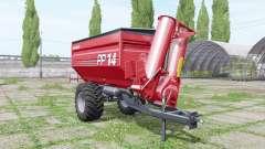 METALTECH PP 14 para Farming Simulator 2017