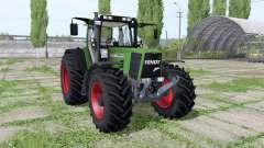 Fendt Favorit 926 Vario Continental para Farming Simulator 2017