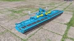 LEMKEN Zirkon 12-600 K v2.4 para Farming Simulator 2017