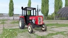 URSUS C-360-3P red para Farming Simulator 2017