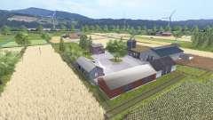Komorowo para Farming Simulator 2017
