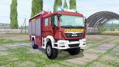 MAN TGM 13.290 Feuerwehr