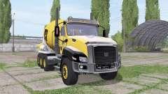 Caterpillar CT660 mixer 2011 para Farming Simulator 2017