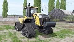 Challenger MT955E QuadTrac weight para Farming Simulator 2017
