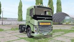 Volvo FH 540 convoi exceptionnel para Farming Simulator 2017