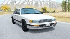 Gavril Grand Marshall V6 road cruiser v1.5 para BeamNG Drive