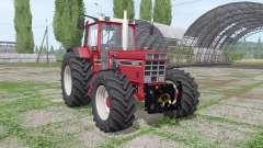 International Harvester 1455 XL loader mounting para Farming Simulator 2017